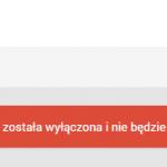 """Problem z wizytówkami """"Google Moja Firma"""""""
